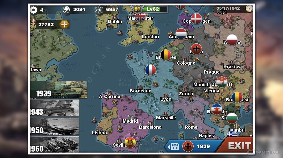 world conqueror 3 download PC free - World Conqueror 3