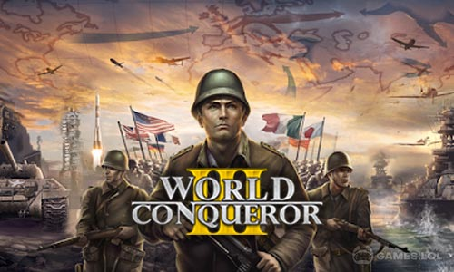 Play World Conqueror 3 on PC