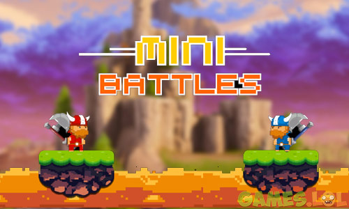Play 12 MiniBattles – Two Players on PC