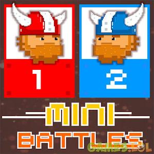 12 minibattles versus game
