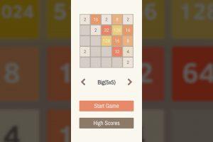 2048 big tiles
