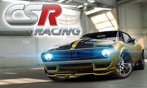 Play CSR Racing on PC