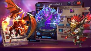Clash of Lords 2 Beastly Heroes
