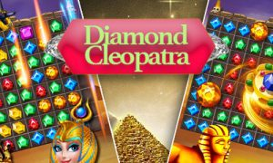 Play Diamond Cleopatra ☥ on PC