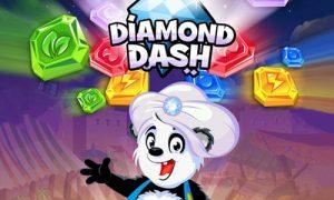 Play Diamond Dash Match 3: Award-Winning Matching Game on PC