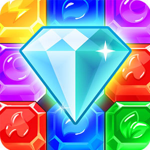 Play Diamond Dash Match 3: Award-Winning Matching Game on PC