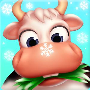 Family Farm baby cow