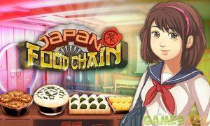 Play Japan Food Chain on PC