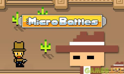 Play Micro Battles on PC