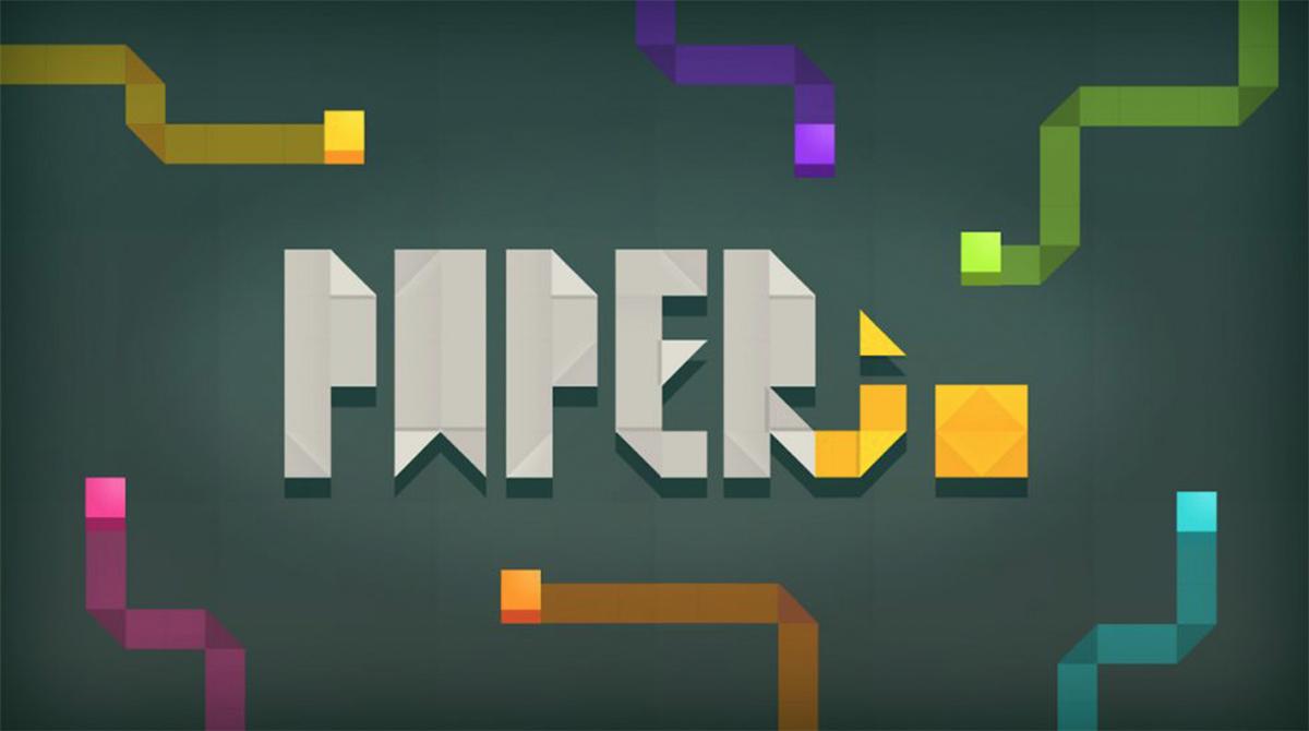 Paper IO Start Game