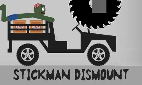 Play Stickman Dismounting on PC