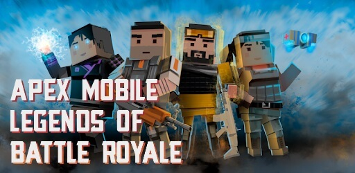 Play Apex Mobile Legends of Battle Royales on PC