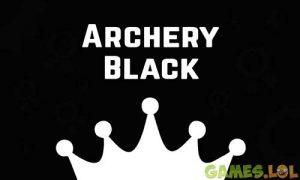 Play Archery Black on PC