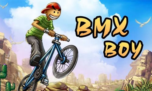 Play BMX Boy on PC