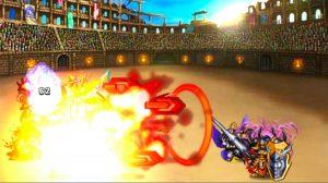 brave frontier fiery arena battle