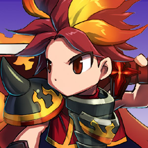 brave frontier flaming knight roy
