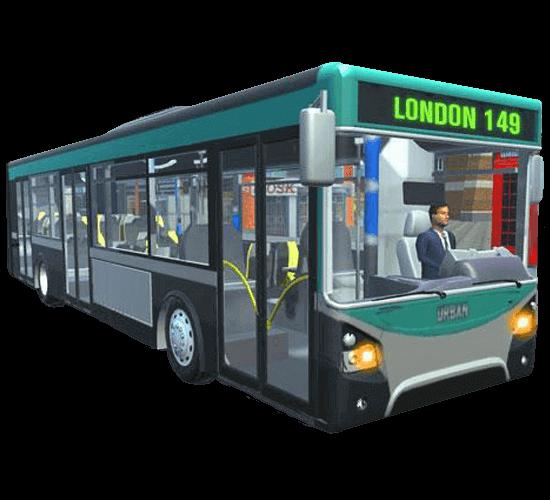 Bus Game London Commuters Bus