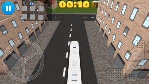 Bus Game Road Path