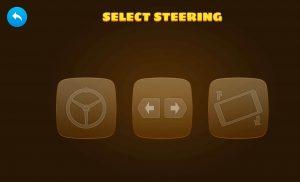 Bus Game Steering Options