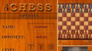 chess live options and customization