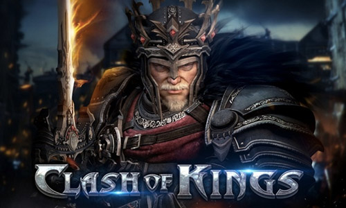 Play Clash of Kings : Wonder Falls on PC