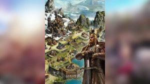 clash of kings wonder falls viking ruler