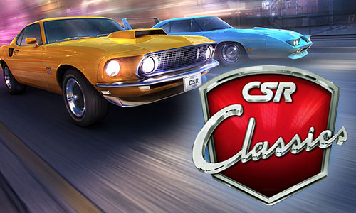 Play CSR Classics on PC