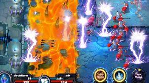defender II thunder spell