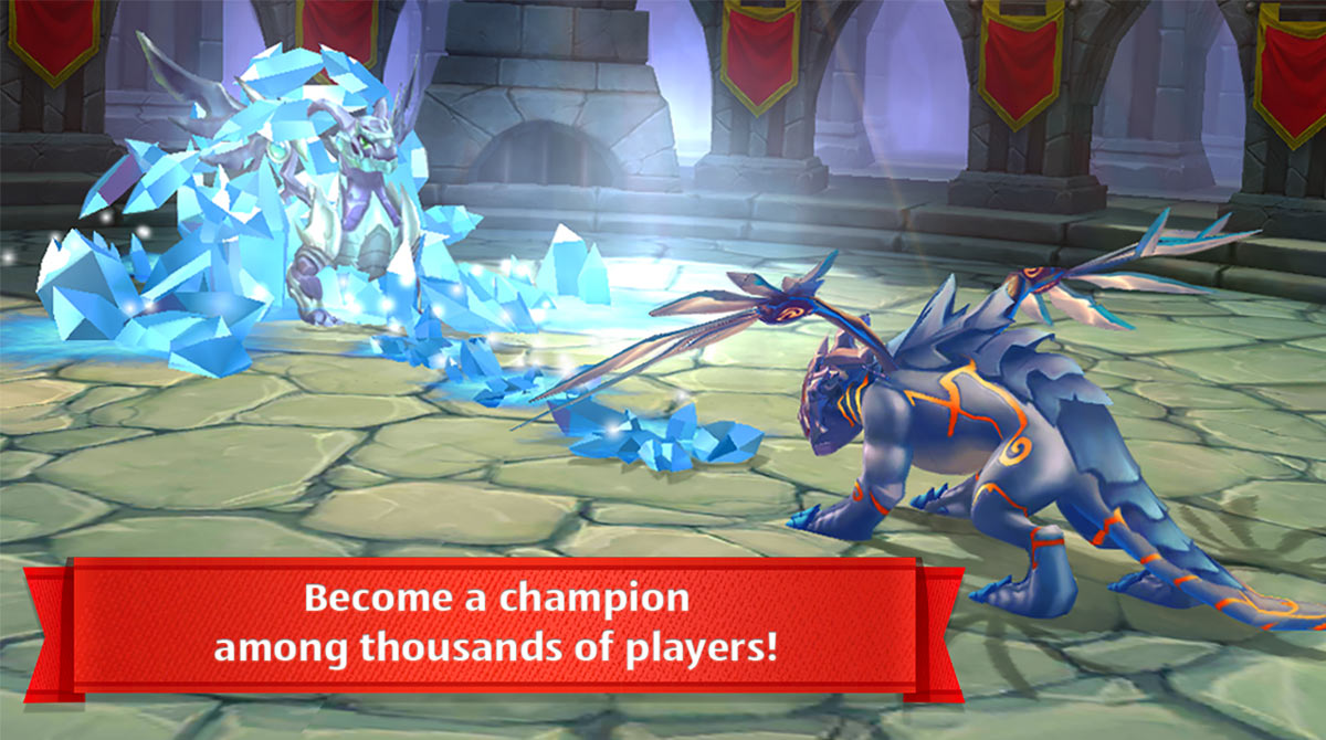 dragonsworld become champion