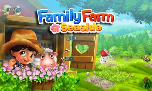 Play Family Farm Seaside on PC