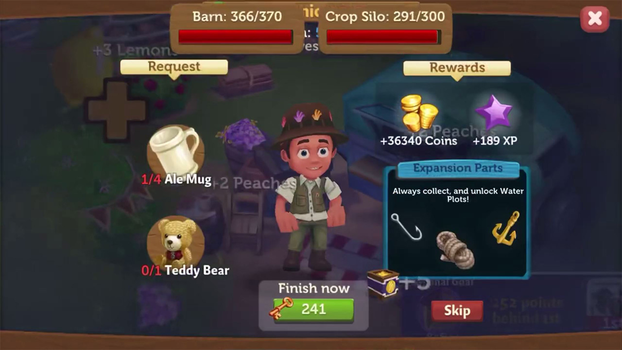 Farmville 2 Country Escape Hunter