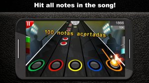 Guitar Flash Hit All The Notes