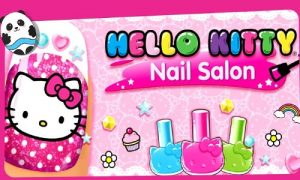 Play Hello Kitty Nail Salon on PC