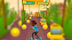 hoverboard rush download PC