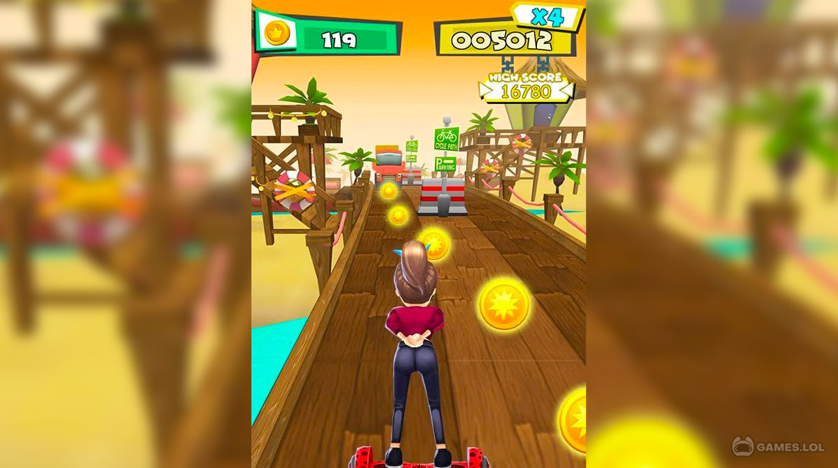 hoverboard rush download full version