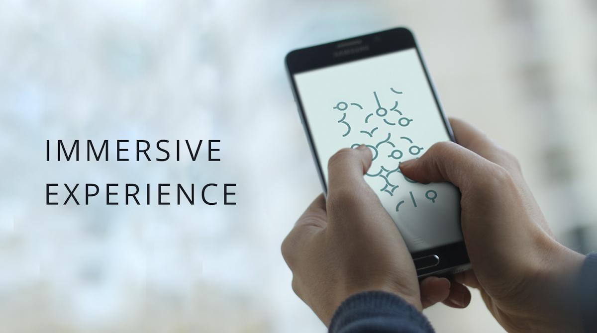 infinity loop immersive experience