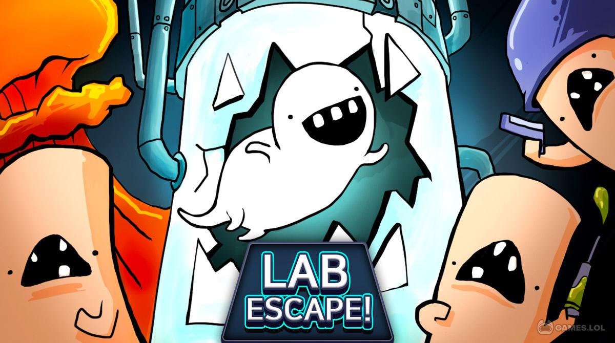 lab escape download free