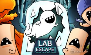 Play LAB Escape! on PC