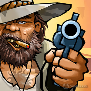 Play Mad Bullets: Cowboy Shooter on PC