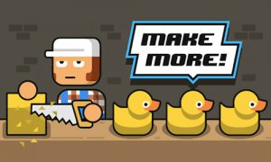 Play Make More! – Idle Manager on PC
