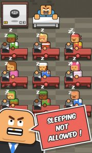 Make More Sleeping Employees