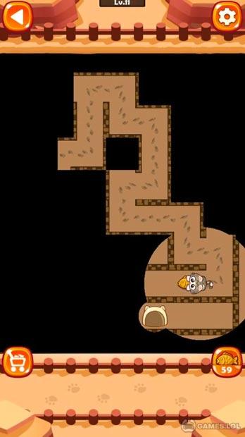maze cat rookie download PC free