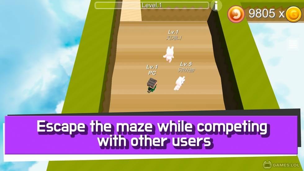 maze io download PC free