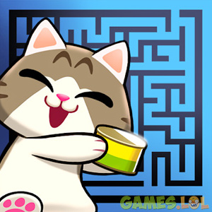 Play Maze Cat – Rookie on PC