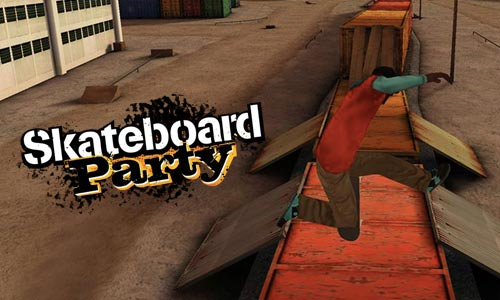 Play Mike V: Skateboard Party on PC