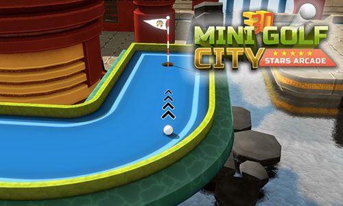 Play Mini Golf 3D City Stars Arcade – Multiplayer Rival on PC