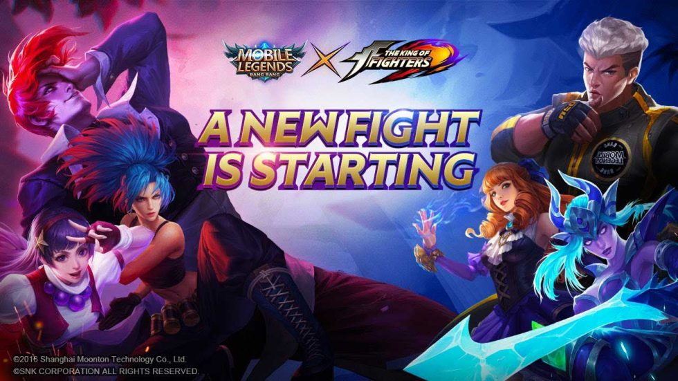 Mobile Legends x The King of Fighters is Now Available Featured Image