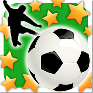new star soccer ball