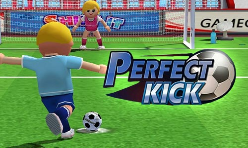 Play Perfect Kick on PC
