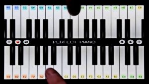 Perfect Piano Exercise